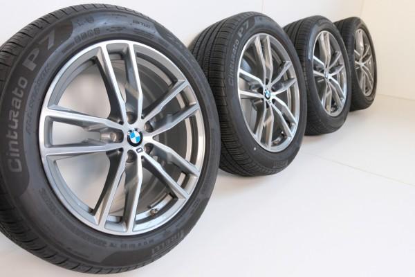 BMW X3 G01 X4 G02 19Zoll M698 Allwetter Sommerreifen
