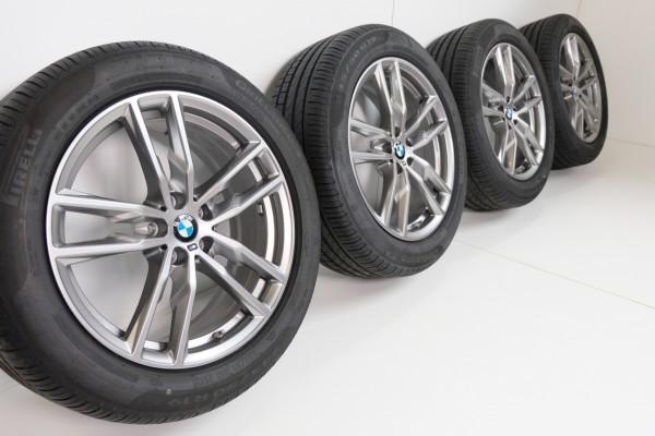Neuw BMW X3 G01 X4 G02 19Zoll M698 Alufelgen Sommerreifen