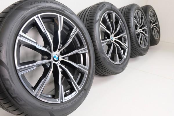 Neuw BMW X5 G05 X6 G06 20Zoll M740 Alufelgen Sommerräder