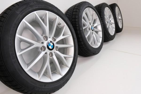 BMW 1er F20 F21 2er F22 F23 17Zoll Winterreifen Winterräder 6mm
