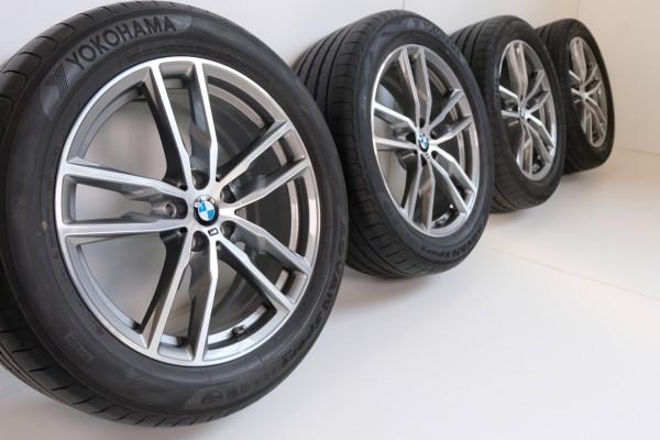 BMW X3 G01 X4 G02 19Zoll M698 Alufelgen Sommerreifen