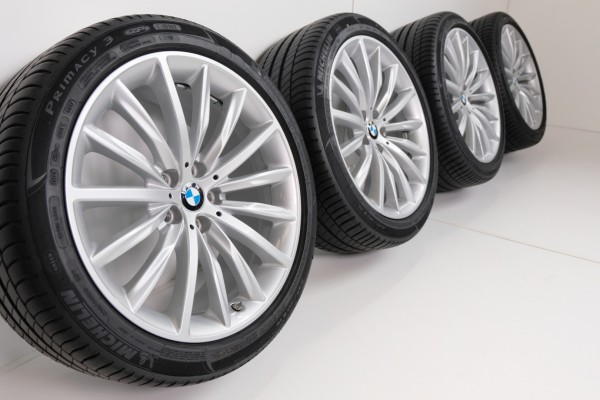 BMW 5er G30 G31 19Zoll Alufelgen Sommerräder Styling 633