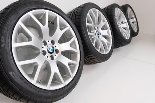 BMW X5 E70 F15 20Zoll Alufelgen Sommerreifen Styling 177